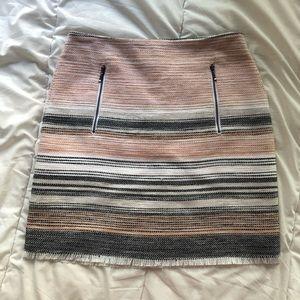 Tweed Pencil Skirt  |  LOFT
